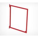 Пластиковая рамка для перекидной системы А4 INFOFRAME фото, купить в Липецке | Uliss Trade