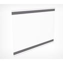 Карман  из прозрачного пластика  с магнитным скотчем PS-M фото, купить в Липецке | Uliss Trade