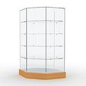 Витрина со стеклянным верхом / B-4C фото, купить в Липецке | Uliss Trade