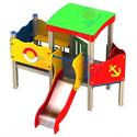 Кораблик для детской площадки фото, купить в Липецке | Uliss Trade