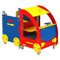Машинка для детской площадки фото, купить в Липецке | Uliss Trade