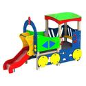 Паровозик для детской площадки фото, купить в Липецке | Uliss Trade