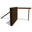 Забор с наклонной доской фото, купить в Липецке | Uliss Trade