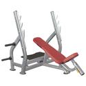 IT7015 - Наклонная скамья для жима лежа со стойками фото, купить в Липецке | Uliss Trade