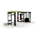 Профессиональный комплекс для функциональных тренировок Crossfit X3 фото, купить в Липецке | Uliss Trade