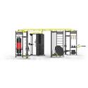 Профессиональный комплекс для функциональных тренировок Crossfit X4 фото, купить в Липецке | Uliss Trade