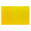 Доска разделочная 500х350х18 мм желтый полипропилен фото, купить в Липецке | Uliss Trade