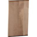 Доска разделочная с деревянными стяжками и шкантами 600х300х40 мм бук фото, купить в Липецке | Uliss Trade