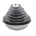 Миска сферическая, 10л., толщина стали 0.6 мм  см., нерж.сталь фото, купить в Липецке | Uliss Trade