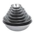Миска сферическая, 4л., толщина стали 0.6 мм  см., нерж.сталь фото, купить в Липецке | Uliss Trade