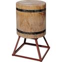 Разрубочная колода 600-690 мм сварная подставка дуб фото, купить в Липецке | Uliss Trade
