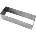 Форма «Прямоугольник» 15х3см h=3см фото, купить в Липецке | Uliss Trade