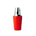 Шейкер 0,48 л. винил.покрытие, красный, нерж. арт. CSR16V red фото, купить в Липецке   Uliss Trade