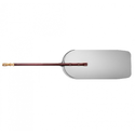 Лопата для пиццы загрузочная 45х80см h170см, анодированный алюминий фото, купить в Липецке | Uliss Trade