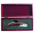 Нарзанник одноступенчатый с деревянной ручкой, в футляре фото, купить в Липецке | Uliss Trade