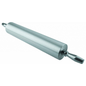 Скалка алюминий с вращающейся ручкой d=8,7см l=45см фото, купить в Липецке   Uliss Trade