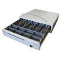 Денежный ящик 1.0/К0 (большой, серый) фото, купить в Липецке | Uliss Trade