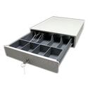 Денежный ящик 1.0/К0 (компакт. серый) фото, купить в Липецке | Uliss Trade