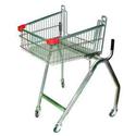 Тележка покупательская для инвалидов TFD фото, купить в Липецке | Uliss Trade