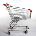 Тележка покупательская STA060-XX-MALL фото, купить в Липецке | Uliss Trade