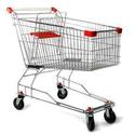 Тележка покупательская STA150-BX-MALL фото, купить в Липецке | Uliss Trade