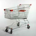 Тележка покупательская STA150-BT-MALL фото, купить в Липецке | Uliss Trade