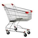 Тележка покупательская STA090-XX Budget фото, купить в Липецке | Uliss Trade