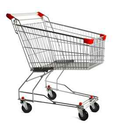 Тележка покупательская STA100-XX Budget фото, купить в Липецке | Uliss Trade