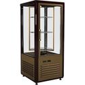 Кондитерская холодильная витрина Полюс R120Cвр Carboma фото, купить в Липецке | Uliss Trade