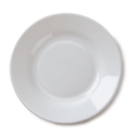 Тарелка d=225 мм. глуб. Ресторан фото, купить в Липецке | Uliss Trade