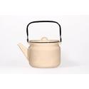 Чайник 2,0 л бежевый без рисунка фото, купить в Липецке | Uliss Trade