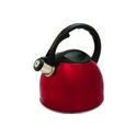 Чайник со свистком 2,5 л ТМ Appetite арт. HSK-H042/красный фото, купить в Липецке | Uliss Trade