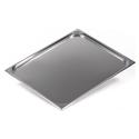 Гастроемкость Luxstahl из нержавеющей стали GN 2/1 654х530х20 мм фото, купить в Липецке | Uliss Trade