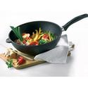 Сковорода низкий Wok O20 см, высота 6 см фото, купить в Липецке | Uliss Trade