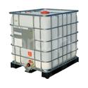Еврокуб 1000 литров на пластиковом поддоне фото, купить в Липецке   Uliss Trade