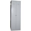 Металлический шкаф для одежды ШР-22-600 фото, купить в Липецке | Uliss Trade