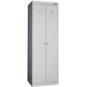 Металлический шкаф для одежды ТМ-22-600 фото, купить в Липецке | Uliss Trade