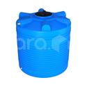 Пластиковая ёмкость для воды 1000 л с отводами (1140x1140x1210 мм) фото, купить в Липецке   Uliss Trade