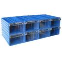 Пластиковые короба с выдвижными ящиками фото, купить в Липецке | Uliss Trade