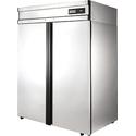 Холодильный шкаф из нержавеющей стали POLAIR CM114-G фото, купить в Липецке | Uliss Trade