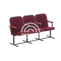 Многоместные секции кино-концертные кресла Рим 1 фото, купить в Липецке | Uliss Trade