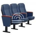 Многоместные секции кино-концертные кресла «Сидней» фото, купить в Липецке | Uliss Trade