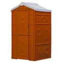 Туалетная кабина Экомарка «Евростандарт» фото, купить в Липецке | Uliss Trade