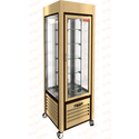 Витрина кондитерская вертикальная HICOLD VRC 350 R Be фото, купить в Липецке | Uliss Trade