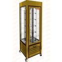 Витрина кондитерская вертикальная HICOLD VRC 350 R PG фото, купить в Липецке | Uliss Trade