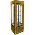 Витрина кондитерская вертикальная HICOLD VRC 350 R Sh PG фото, купить в Липецке | Uliss Trade