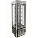 Витрина кондитерская вертикальная HICOLD VRC 350 R Sh фото, купить в Липецке | Uliss Trade