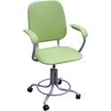 Кресло лабораторное медицинское М101-01 фото, купить в Липецке   Uliss Trade