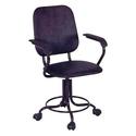 Кресло лабораторное с подлокотниками СЛ-101-01 фото, купить в Липецке | Uliss Trade