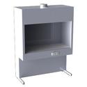 Шкаф вытяжной для муфельных печей 1500 ШВМп фото, купить в Липецке | Uliss Trade